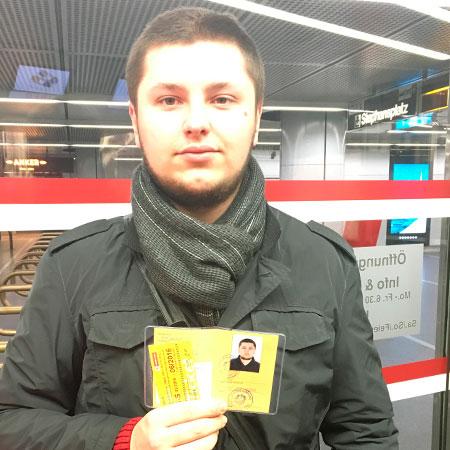 Антон, студент ВГУ, юриспруденция