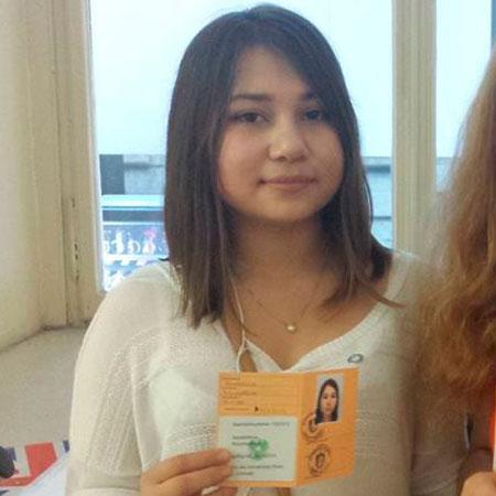 Назима из Ташкента