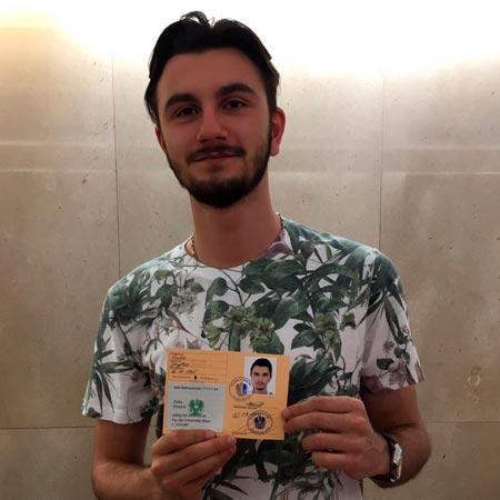 Дмитрий, студент магистерской программы «Международное бизнес-администрирование», ВГУ