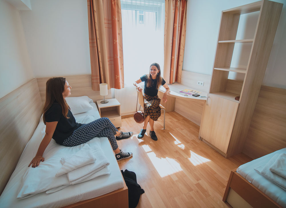общежитие для студентов Вены