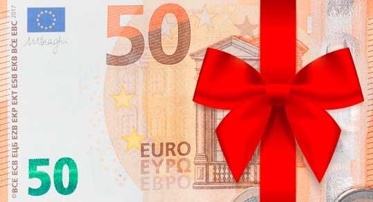 купон на 50 евро
